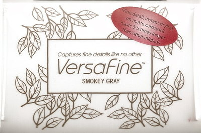 Versafine stempelinkt Smokey Grey