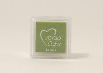 versacolor pigmentinkt lime