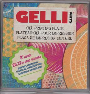 Gelli-Arts---Gel-Printing-Plate-rond-20cm-GEL8R