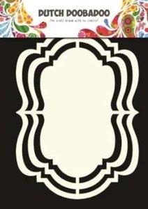 470.713.122 Shape Art frames ornament A5