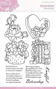 PMCS10003 Clear stempel Romance Precious Marieke