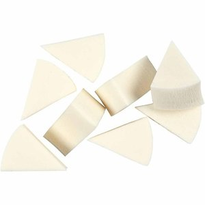 Sponsjes driehoek