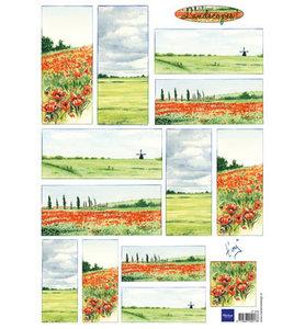 IT576 Knipvel Tinys Landscapes 1 red.jpg