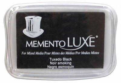 Memento Luxe Mixed Media Tuxedo Black ML-900