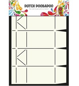 470.713. 013 Dutch Box Art - Milk Carton