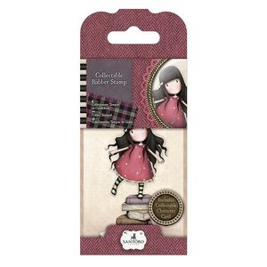 GOR 907302 Mini Rubber Stamp - Santoro - No. 2 New Heights