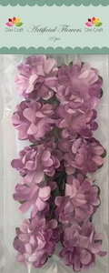 55571-af24 Dixi Artificial Flowers chrysanten lila