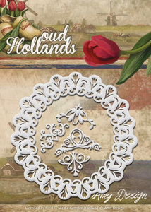 ADD10047 Snijmal tulpenframe Oud Hollands Amy Design
