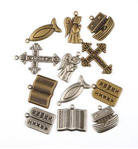 11810-1010 scrapbook versiering religie