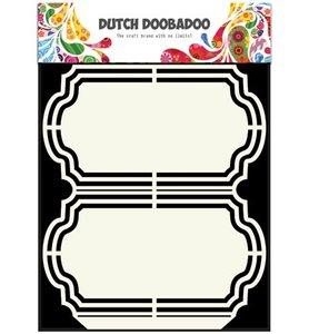470.713.137  Dutch Doobadoo Shape Art Ornament