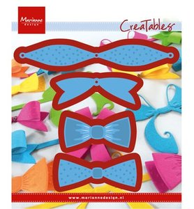 LR0448 Creatables snijmallen Mix and Match Bows