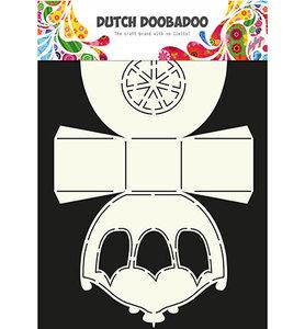 470.713.037 Dutch Doobadoo Box Art A4 Coach