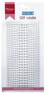 CA3133 Plakstenen - plakparels off-white Marianne Design