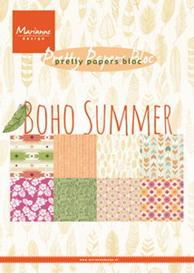 PK9148 Pretty Papers bloc Boho summer