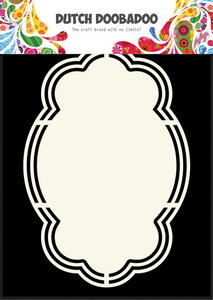 470.713.147 Dutch Doobadoo Shape Art Cloud