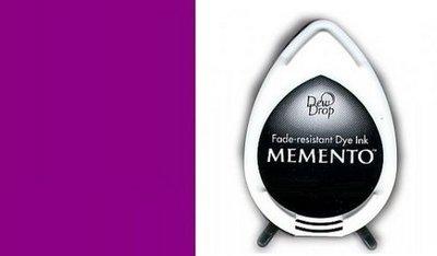 Memento Dew Drop inktkussen Lilac Posies MD501