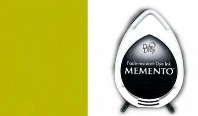 Memento Dew Drop inktkussen Pear Tart MD703