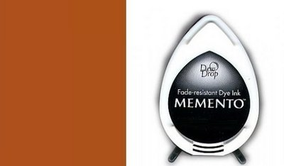 Memento Dew Drop inktkussen Potter`s Clay MD801