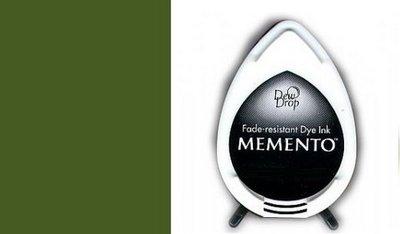 Memento Dew Drop inktkussen Olive Grove MD708