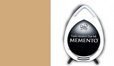 Memento Dew Drop inktkussen Toffee Crunch MD805