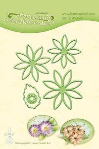 45.4551 Lea'bilities snijmal Easy Flower 001