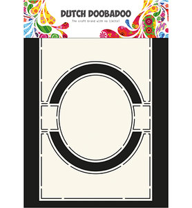 470.713.322 Dutch Doobadoo Card Art Circle