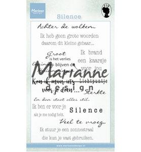 Clear stempel EWS2224 - Silence NL