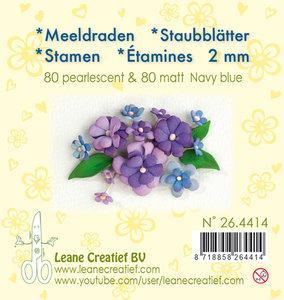 26.4414 Meeldraden- navy blue