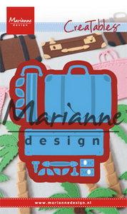 LR0542 Creatables snijmal suitcase