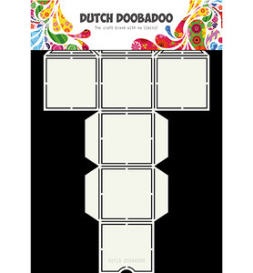 470.713.049 Dutch Doobadoo Box Art straw dispenser