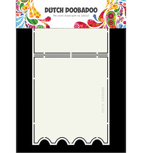 470.713.684 Dutch Doobadoo Card Ticket