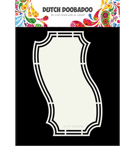 470.713.166 Dutch Doobadoo Shape Art Bookmark 3