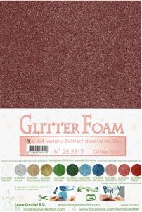 Glitterfoam-Glitter-Pink