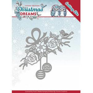 YCD10141 Snijmal Yvonne Christmas Dreams -Bauble Ornament