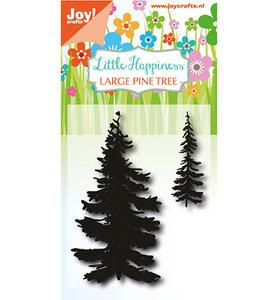 6410-0488 - Clearstempel - LH - Grote naaldboom
