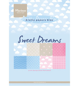 PB7055 Pretty Papers Eline's Sweet dreams