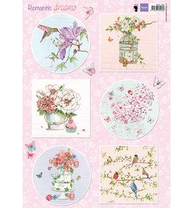 EWK1264 Knipvel Romantic Dreams - Pink