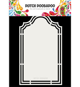 470.713.173 Dutch Doobadoo Shape Art label