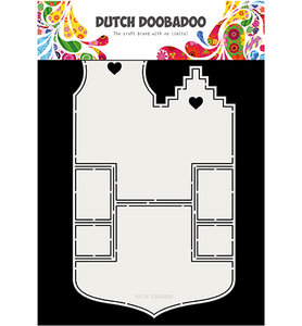 470.713.701 Dutch Doobadoo Fold Card Art Small houses