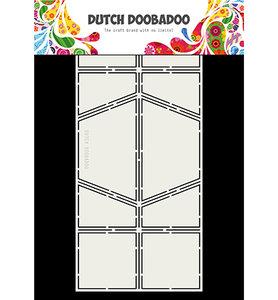 470.713.705 Dutch Doobadoo Fold Card art Double diamond