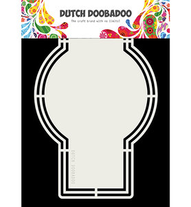 470.713.175 Dutch Shape Art label Circle with Square