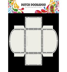 470.713.054 Dutch Doobadoo Box Art Cookie tray