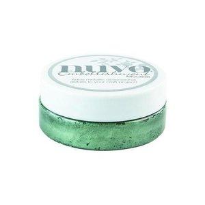 Nuvo embellishment mousse - seaspray green 817N