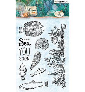STAMPOV369 - Stamp Ocean View nr.369