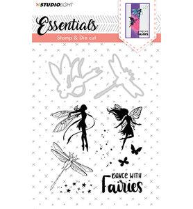 BASICSDC24 - Stamp & Die Cut Essentials nr.24