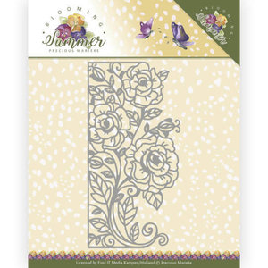 PM10156 Snijmal  Precious Marieke Blooming Summer - Rose Edge