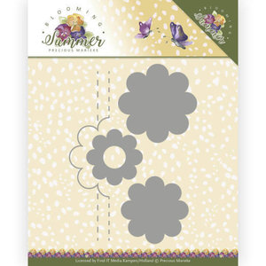 PM10154 Snijmal Precious Marieke Blooming Summer - Pop-up Flower 2