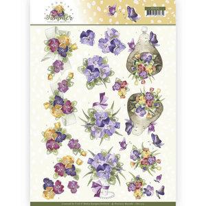 CD11313 Knipvel Precious Marieke Blooming Summer - Pansies