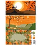 AK0073 Knipvel Eline's Autumn Backgrounds