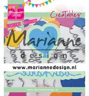 LR0625 Creatables snijmallen Van Harte en ballon